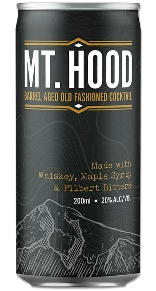Mt. Hood Old Fashioned