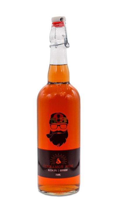 Wildfire Cinnamon Rum